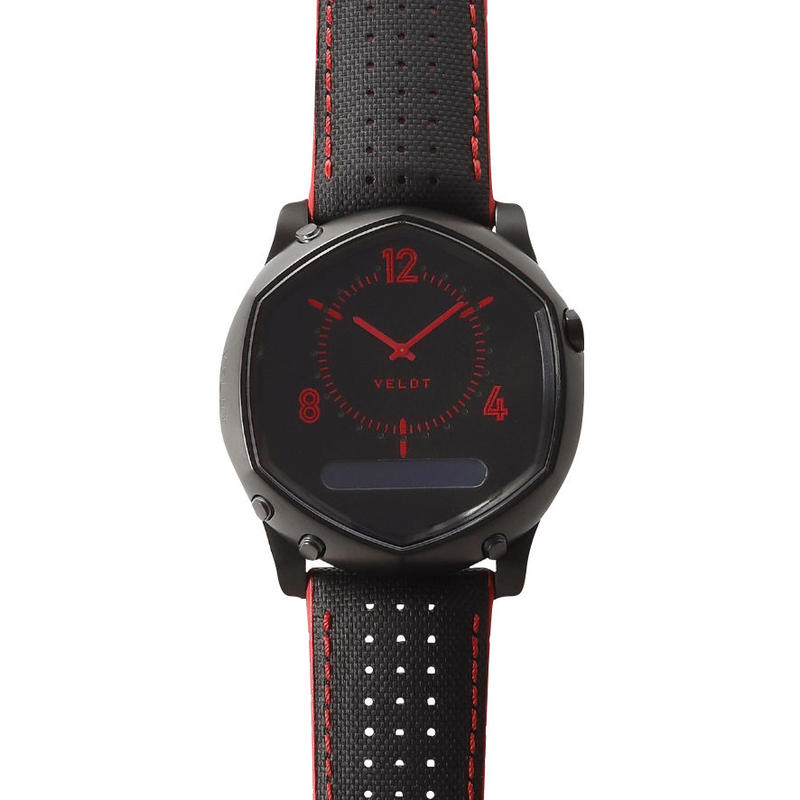 [SERENDIPITY] Model RX Black Horse - Red