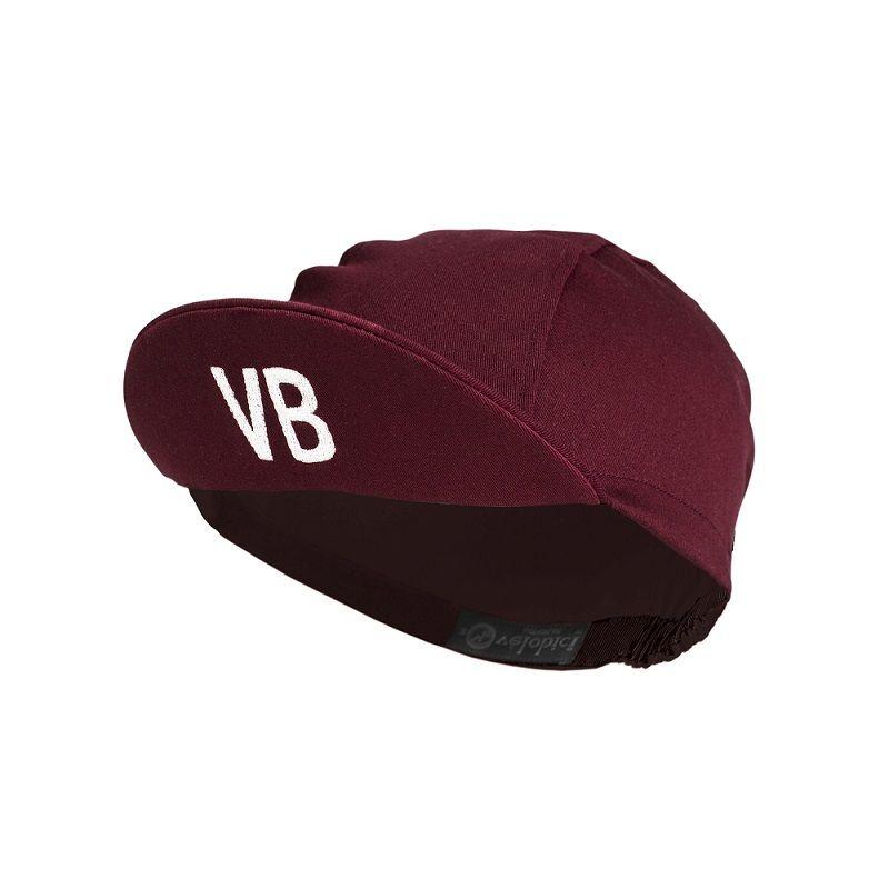 Velobici Ride Cap / Wine / ヴェロビチ ライドキャップ ワイン(VB-CW)
