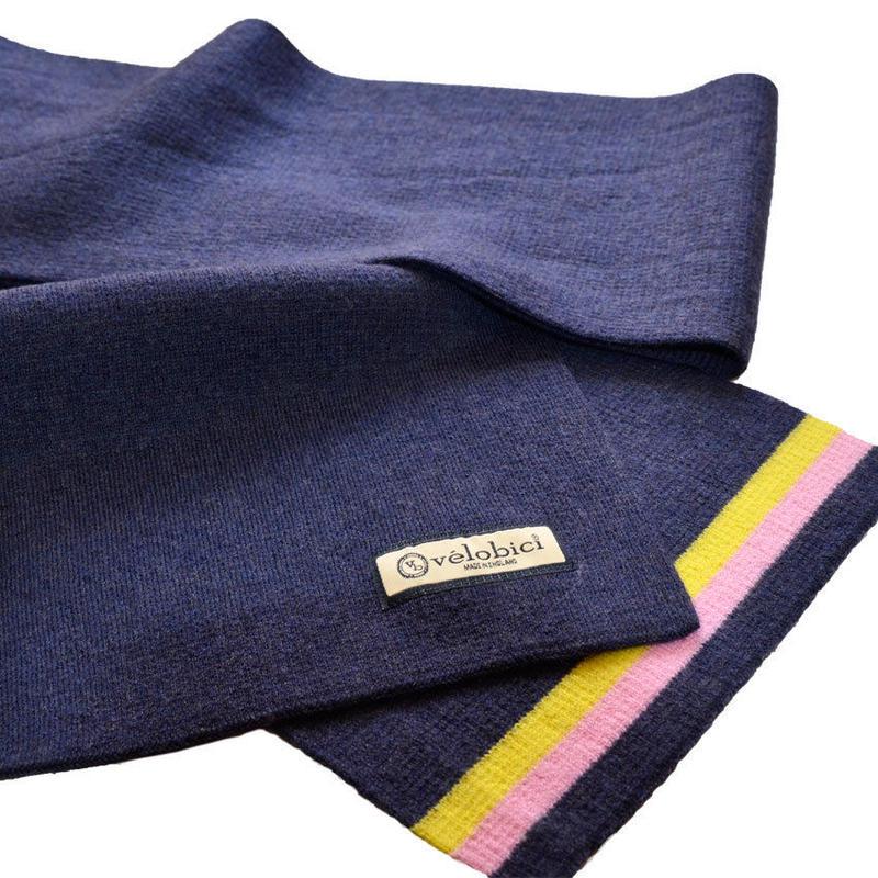Velobici Merino Wool Milano Scarf / ヴェロビチ メリノウール ミラノスカーフ(VB-103,105,104)