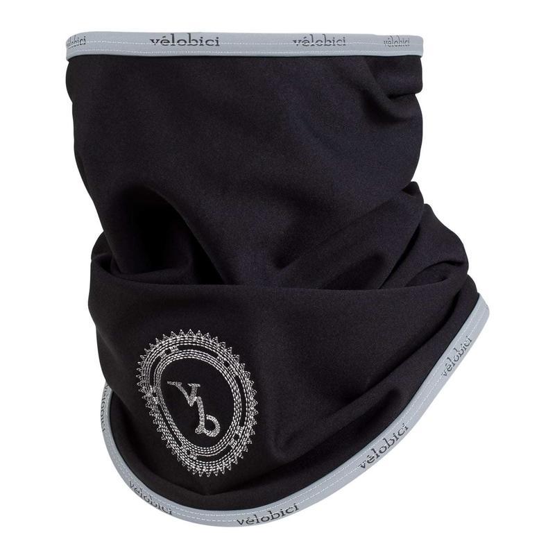 VB Thermal Collar BK  / VB サーマル ネックウォーマー黒(VB-145N-BK)