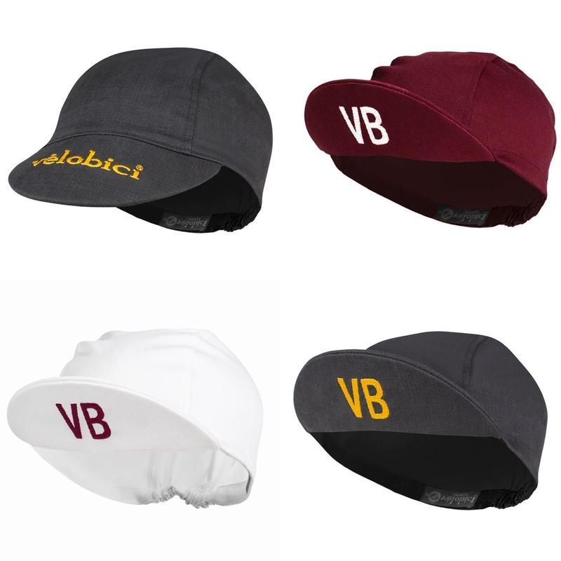 Velobici Ride Cap 3Color(Gy,WH,Wine) / ヴェロビチ ライドキャップ 3色展開(VB-163, VB-165,VB-CW)