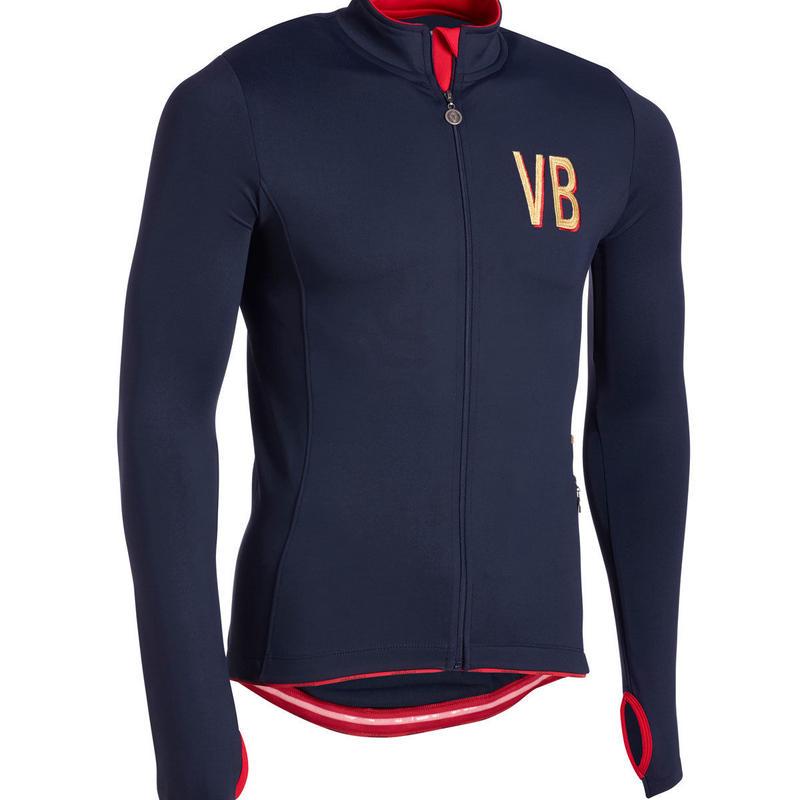 Continental Long Sleeve Jersey Mens&Womens / コンチネンタル 長袖ジャージ メンズ&レディース(VB-183,184)