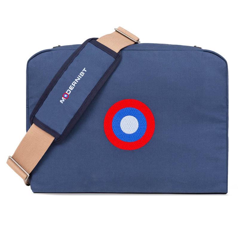 Modernist Messenger Bag / モダニスト メッセンジャーバッグ(VB-MOD-MB)