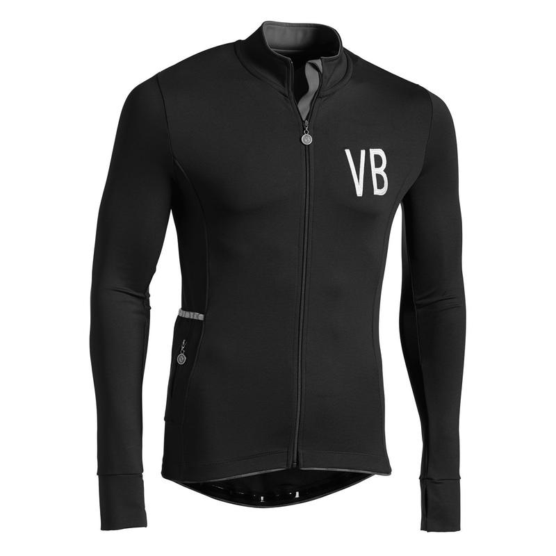 Van Chilli Long Sleeve Jersey Mens&Womens/ ヴァン チリ 長袖ジャージ メンズ&レディース(VB-179)