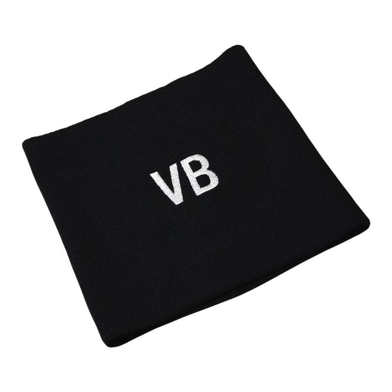 VB Merino Wool Warm Collar BK / VB メリノウール ネックウォーマー 黒色 (VB-109)