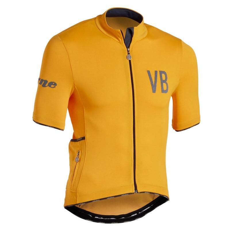 Verne Short Sleeve Jersey Gold Mens&Womens / ヴァーン 半袖ジャージ Gold メンズ&レディース(VB-195,197)
