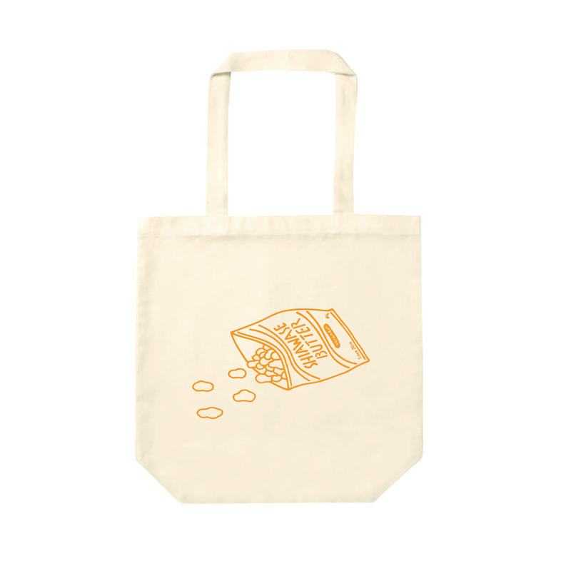 "Tote-bag ""しあわせト〜ト"""