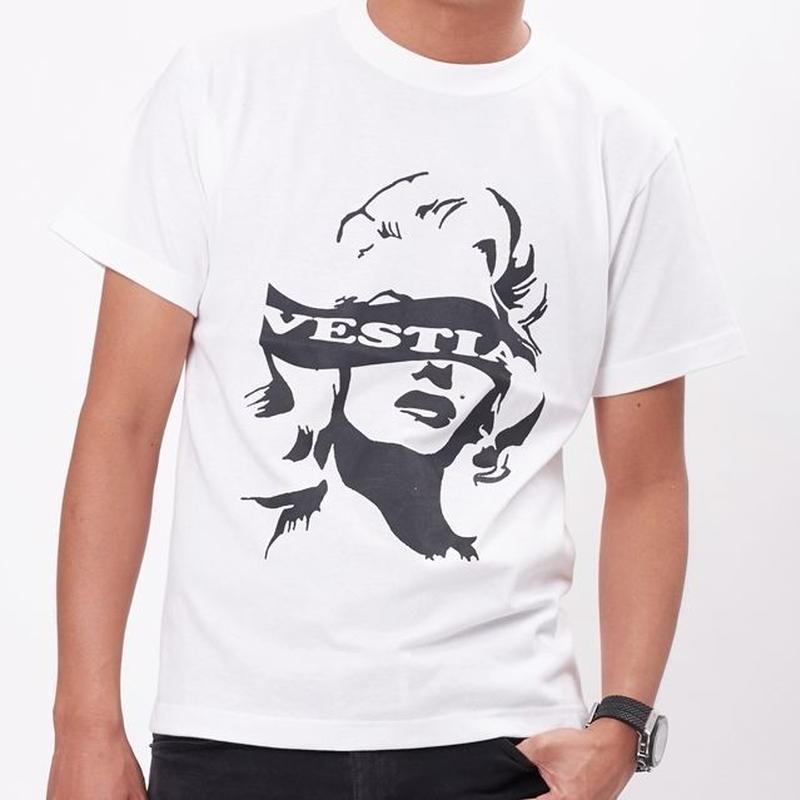 Marilyn Print T-shirt【part1】