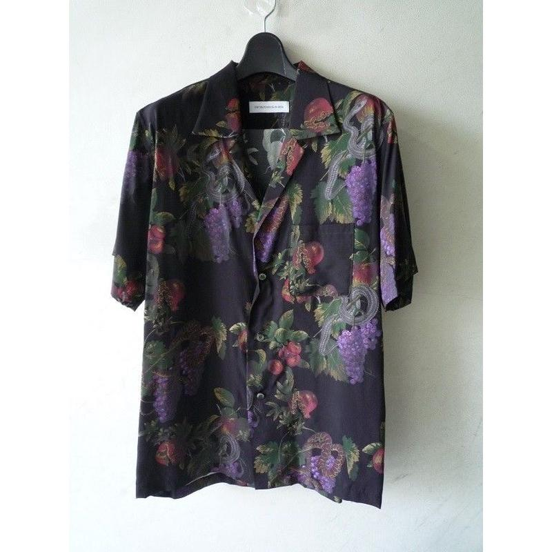 "DIET BUTCHER SLIM SKIN ""forbidden fruit half sleeve shirt"""