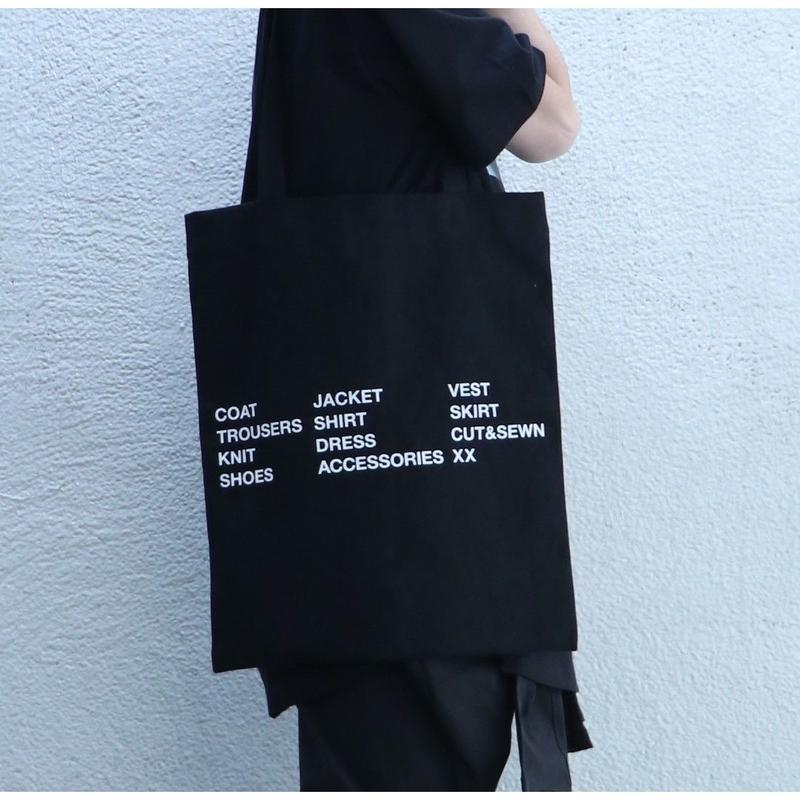 【VIBE20周年記念】JULIUS × VIBE limited model [ shopper tote; ] 【予約5月末入荷】