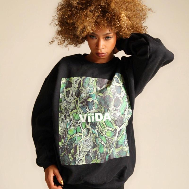 ViiDA Python st(black)