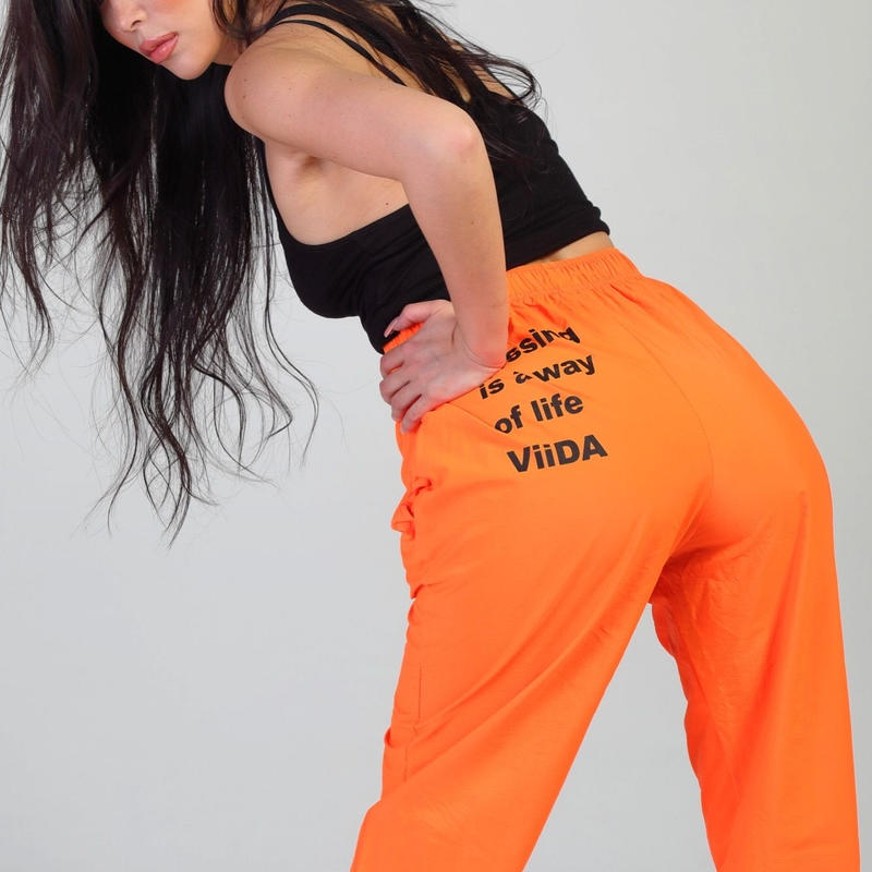 ViiDA NEON PANTS(orange)