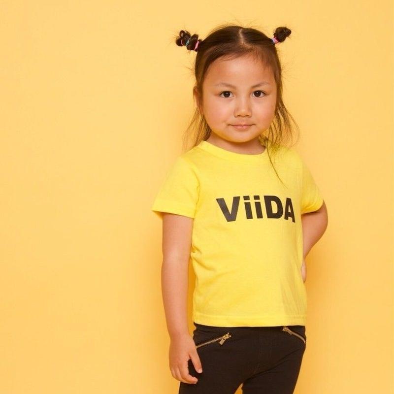 ViiDAkids T-shirt (yellow)