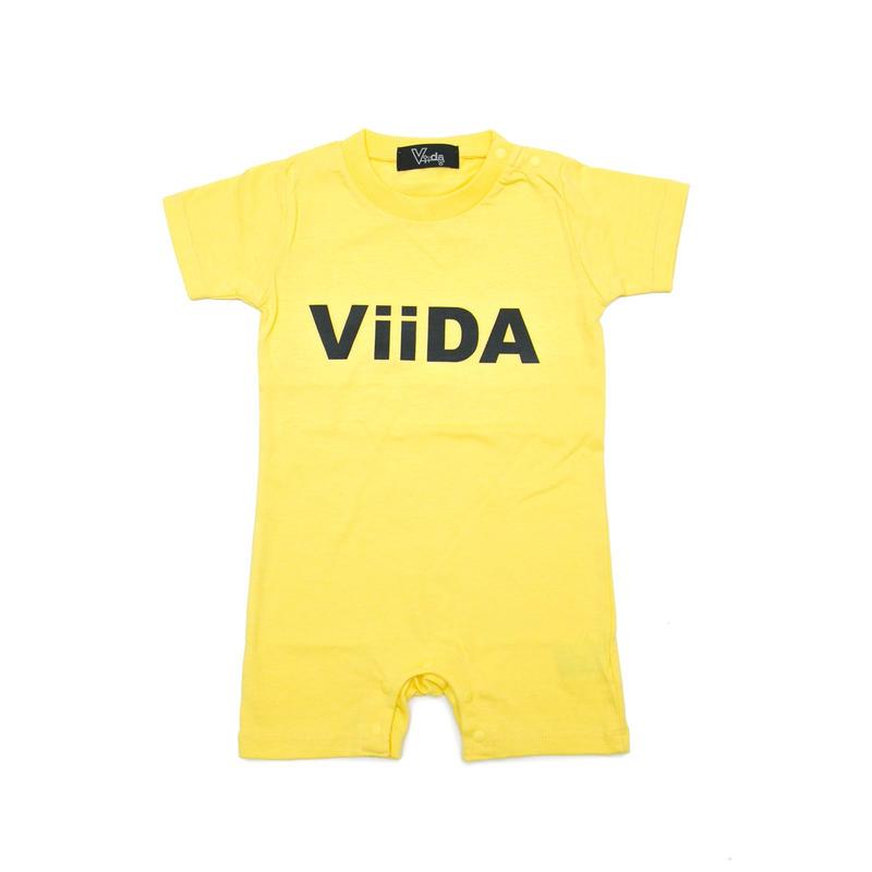 ViiDAbaby ロンパース (yellow)