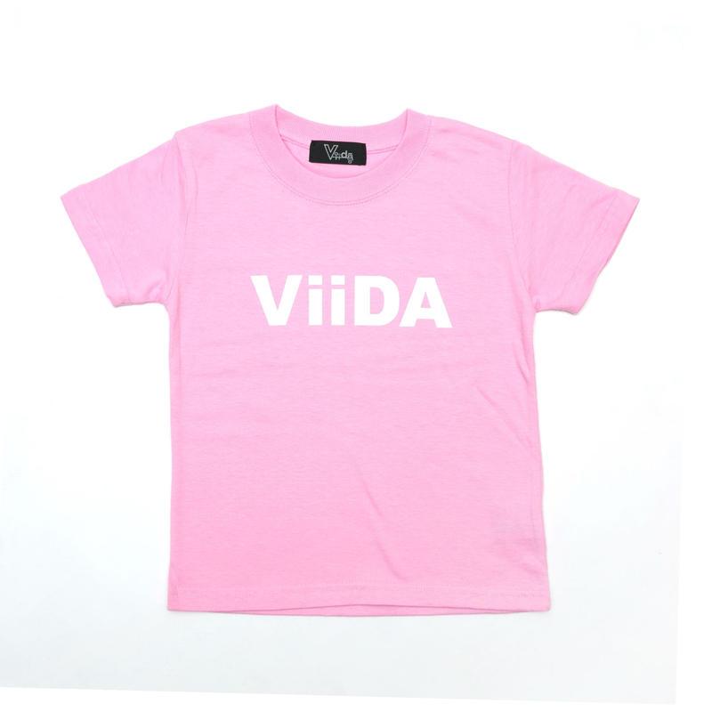 ViiDAkids T-shirt (pink)