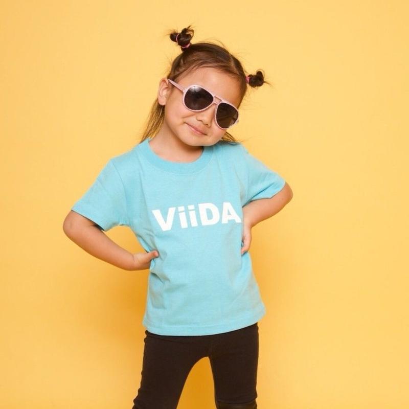 ViiDAkids T-shirt (L.blue)