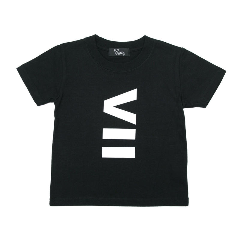 ViiDAkids VII T-shirt (black)