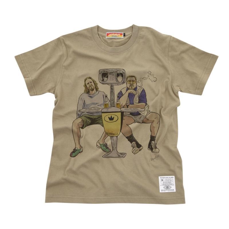 レッツ・ゴー・ボーリングTシャツ