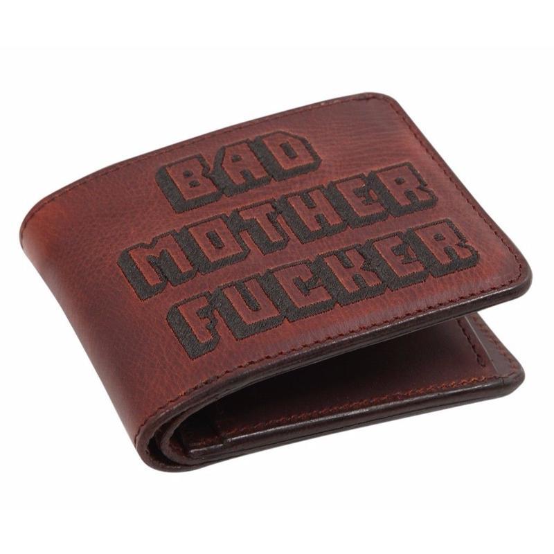 BAD MOTHER FUCKER財布(刺繍)