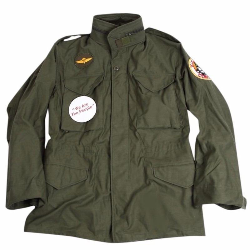 キングコングカンパニーM65ジャケット