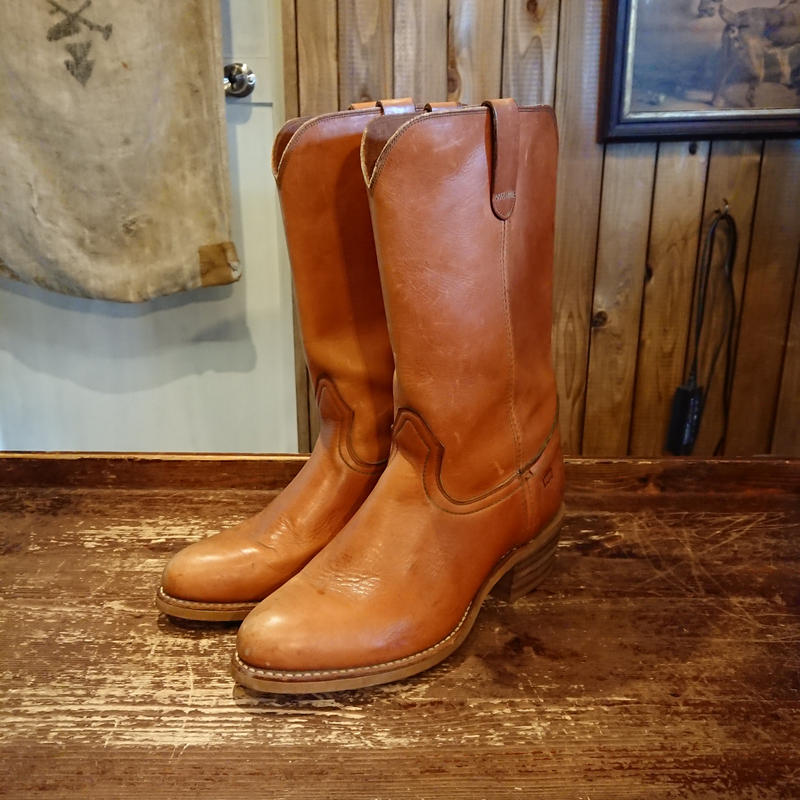 【 1970s Levi's 】Western Boots.