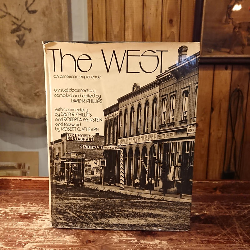 【 The WEST  an american experience 】 Photo book.