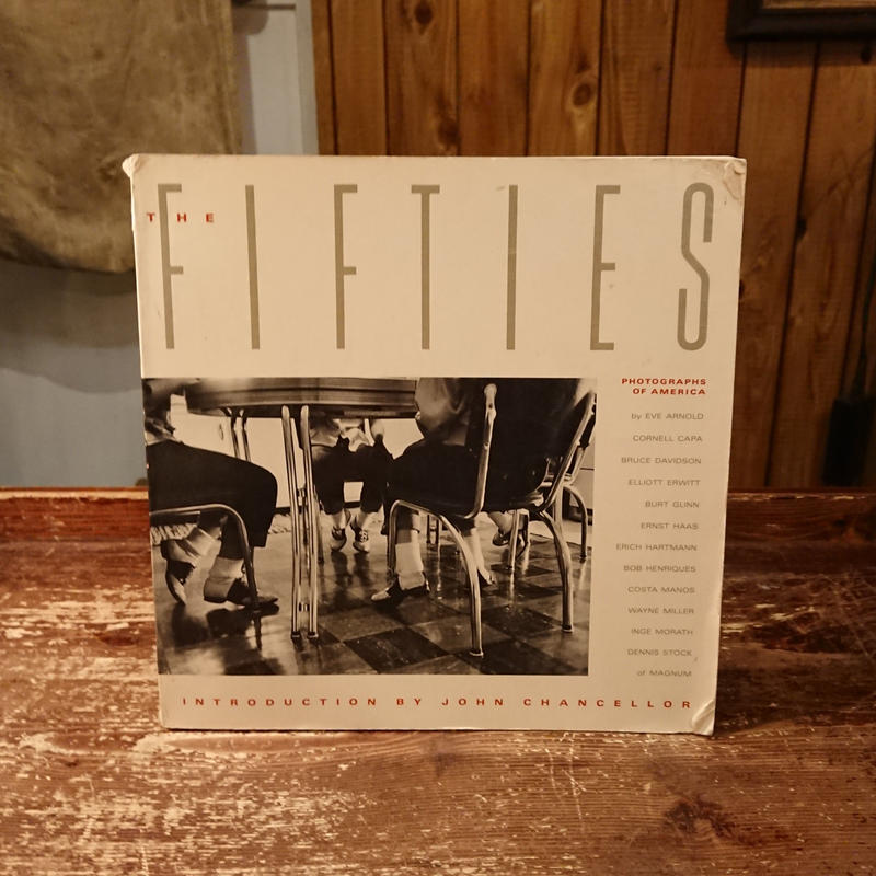 【 THE FIFTIES 】 Photo book.