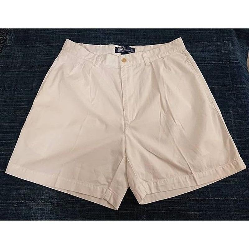 【Ralph Lauren】White shorts