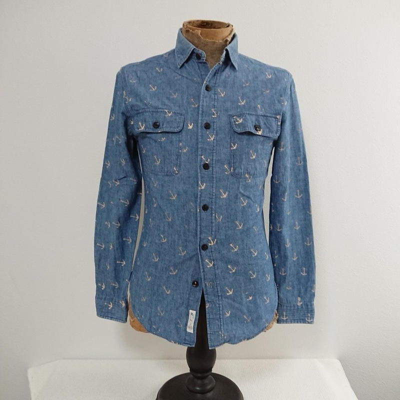 【RRL  LIMITRED  EDITION】Chambray shirt