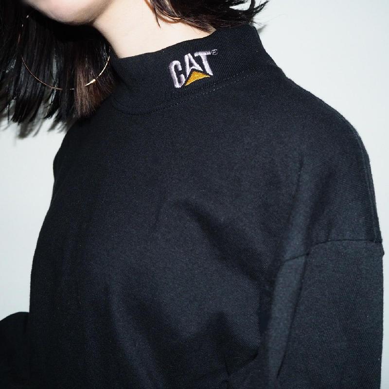 """Caterpillar""Crew Neck T-shirt"