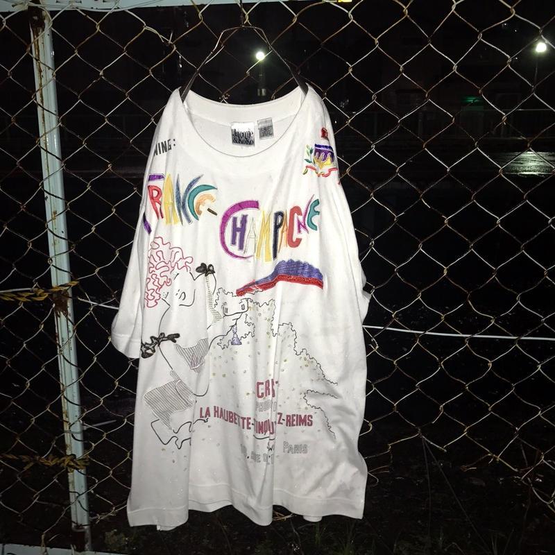 Design  Big T-shirt