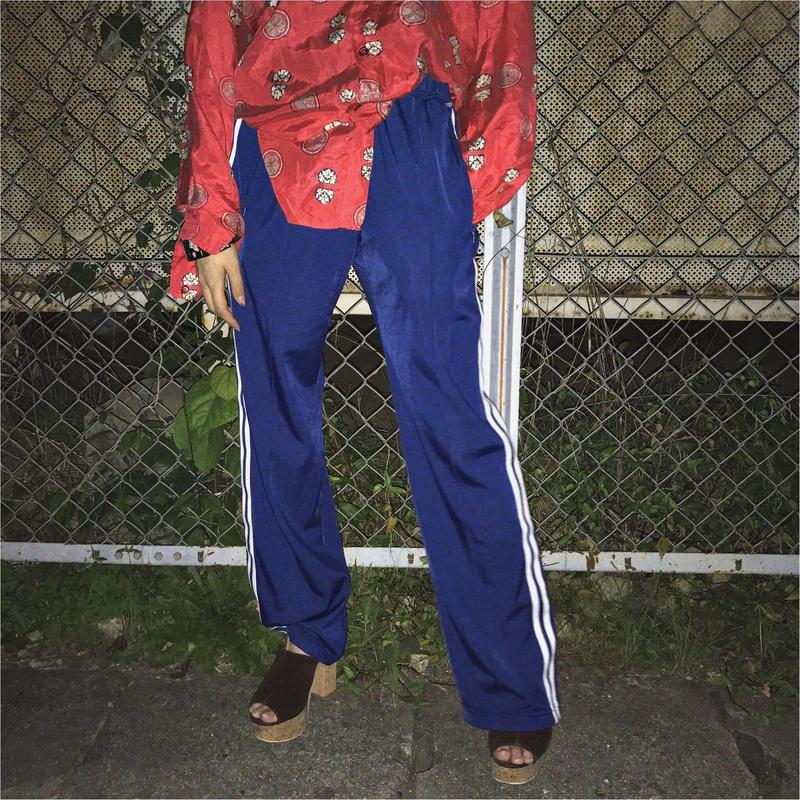 60s  Adidas Vintage Track Pants