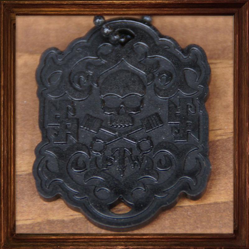 JOHNNY EMBLEM【BLACK】