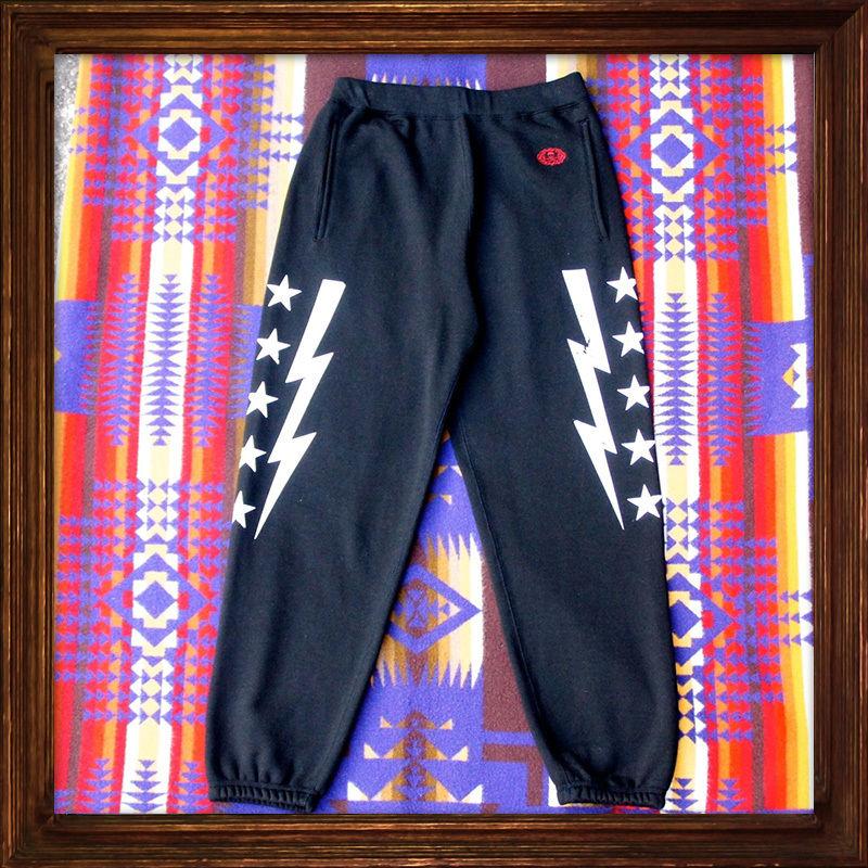 2016 JOHNNY SWEAT PANTS【THUNDER BOLT】