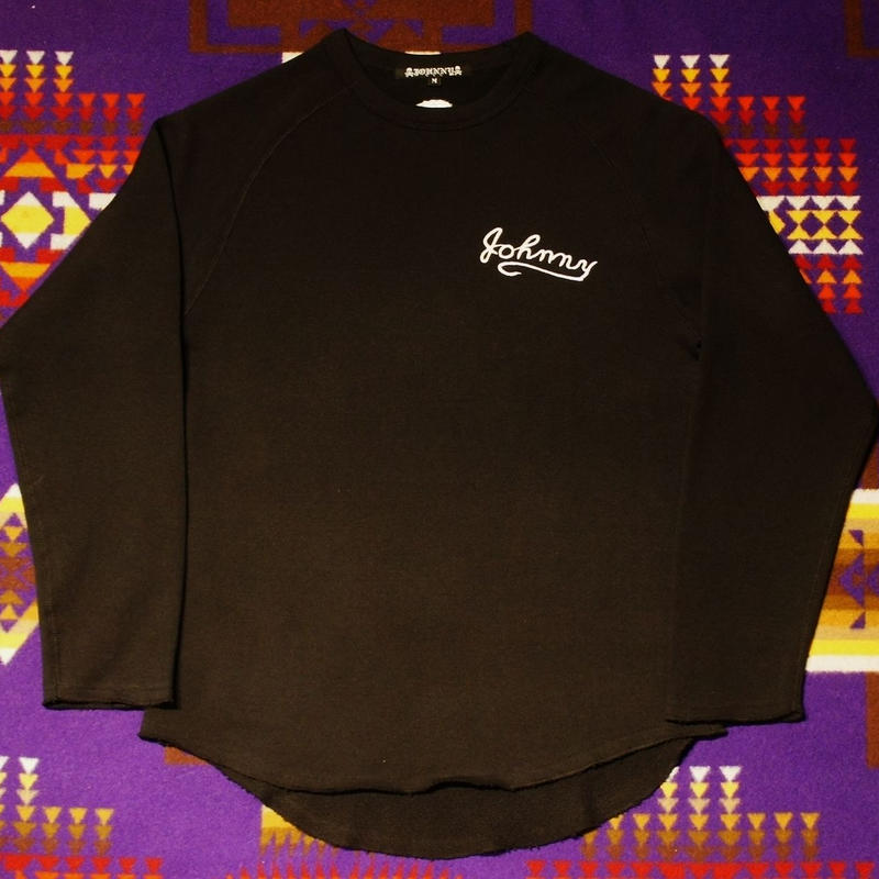 2017 JOHNNY  SWEAT【BLACK】