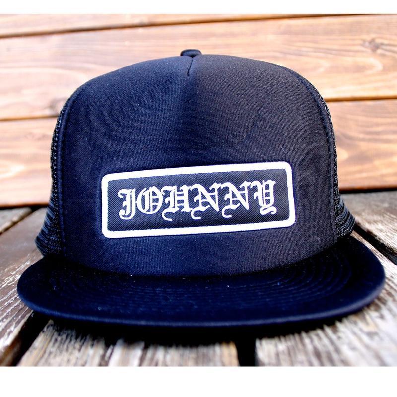 JOHNNY MESH CAP 【BLACK/FTW】