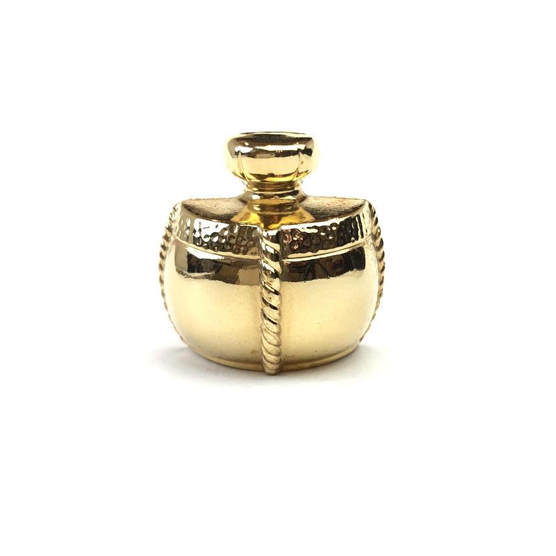 Yves Saint Laurent イヴ サンローラン パフューム ブローチ vintage ヴィンテージ オールド  YSL 香水 フレグランス ピン バッチ