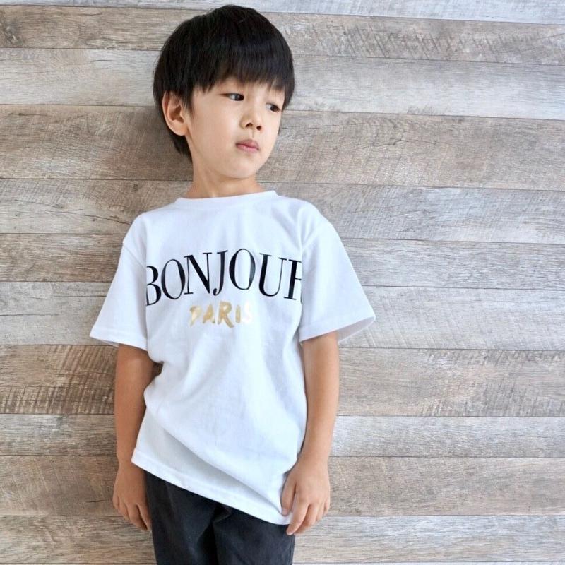 BONJOURTシャツ