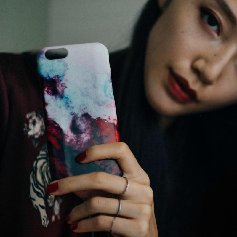 「SURGE」Phone Case