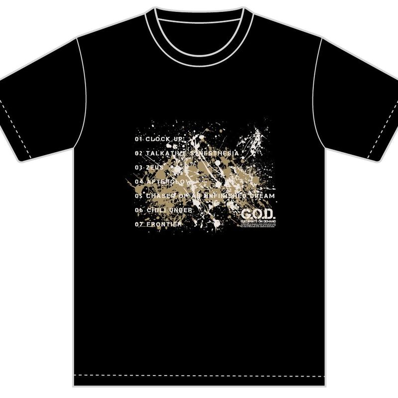 G.O.D. Tシャツ(LLサイズ)