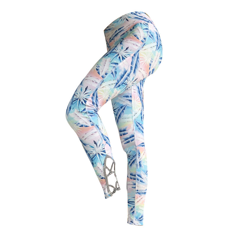 FIT2: BEACH ANGEL LEGGINGS