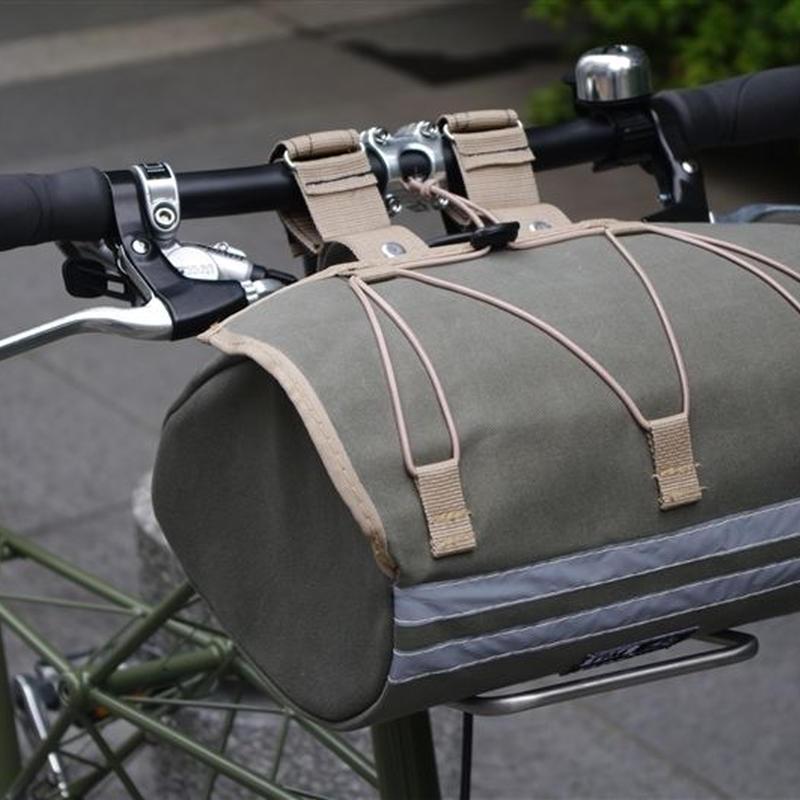TIM TAS + REK / Racing front bag  SEAGREEN