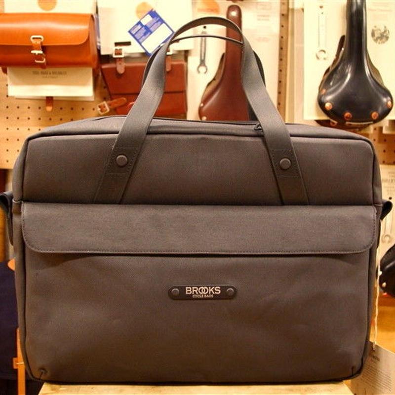 BROOKS / LEXINGTON BRIEFCASE PANNIER BAG