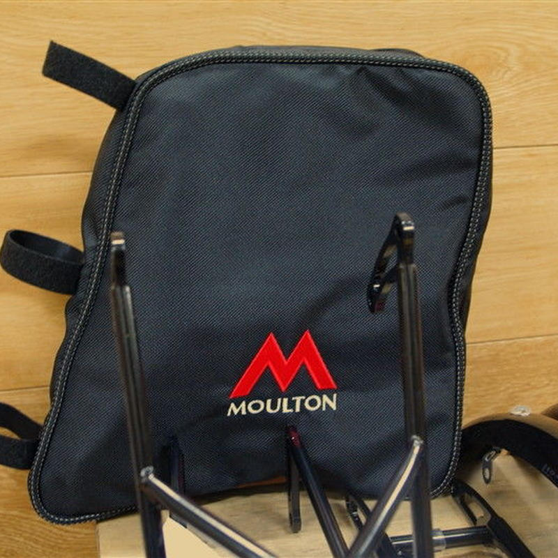 alexmoulton / Day Bag Made in UK