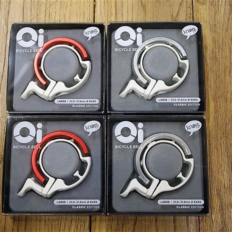 Kong Oi white Limited LARGE silver&red