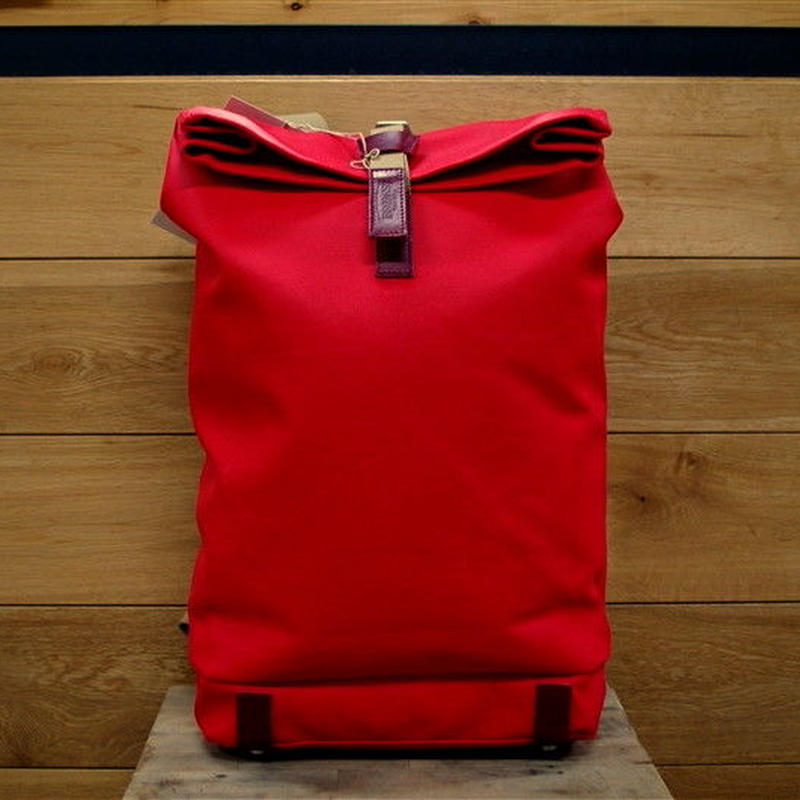 BROOKS / PICKWICK BACKPACK / RED