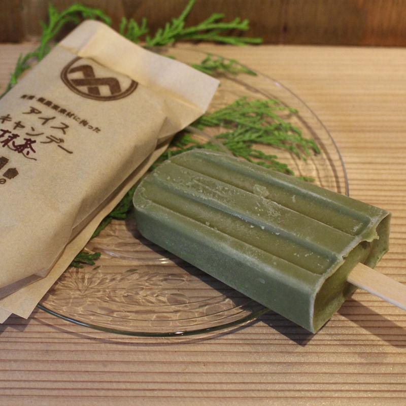 アイスキャンディー【小豆 & 抹茶 6本入り・冷凍】1セット 原材料表示