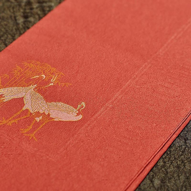 日本製紙ナプキン 鶴<The Crane set>  20枚