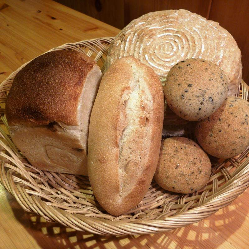 スープ6種+天然酵母パン6個セット