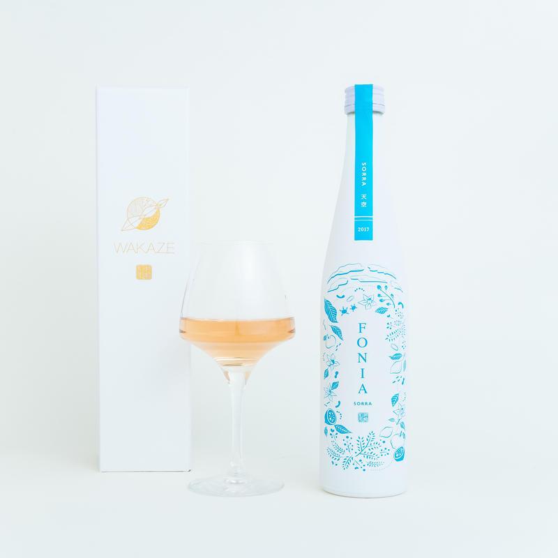 【柑橘香る爽やかな飲み口】FONIA ~SORRA~ 1本
